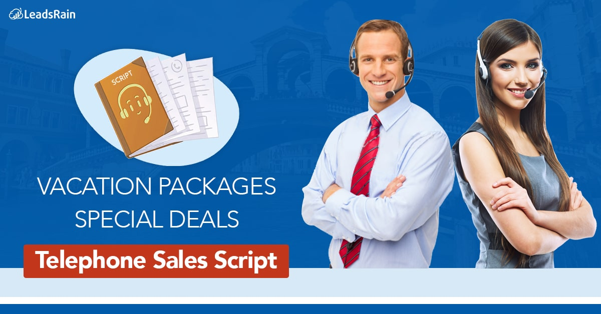 Telephone Sales Script