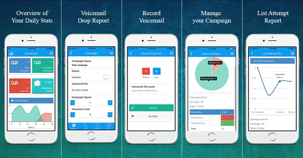 RVM Mobile App Launch