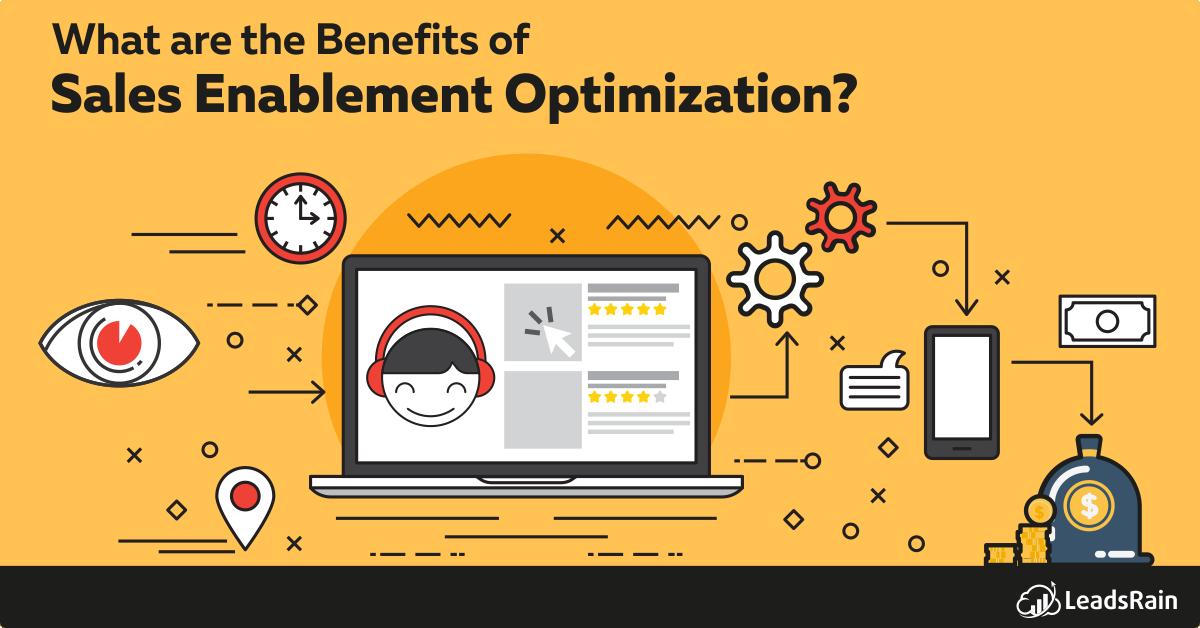 Benefits of sales enablement