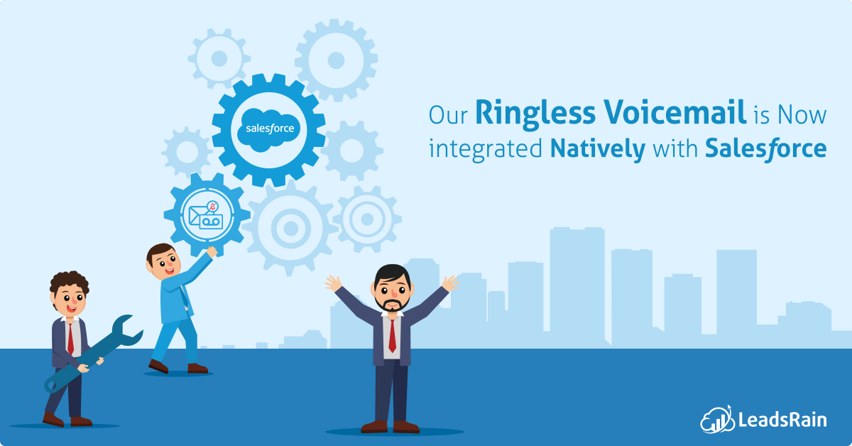 Our Ringless Voicemail Now Natively Integrates With