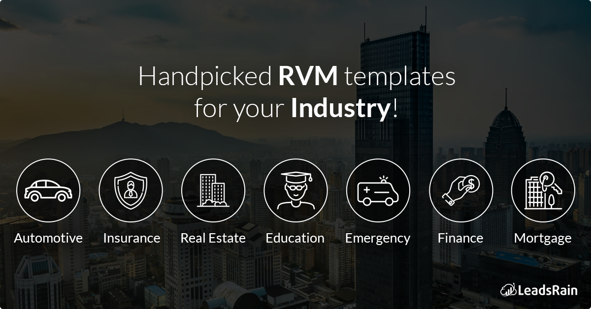 Handpicked Straight-to-Voicemail Templates