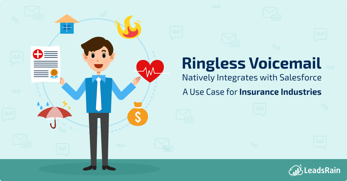 Ringless Voicemail Natively Integrates with Salesforce