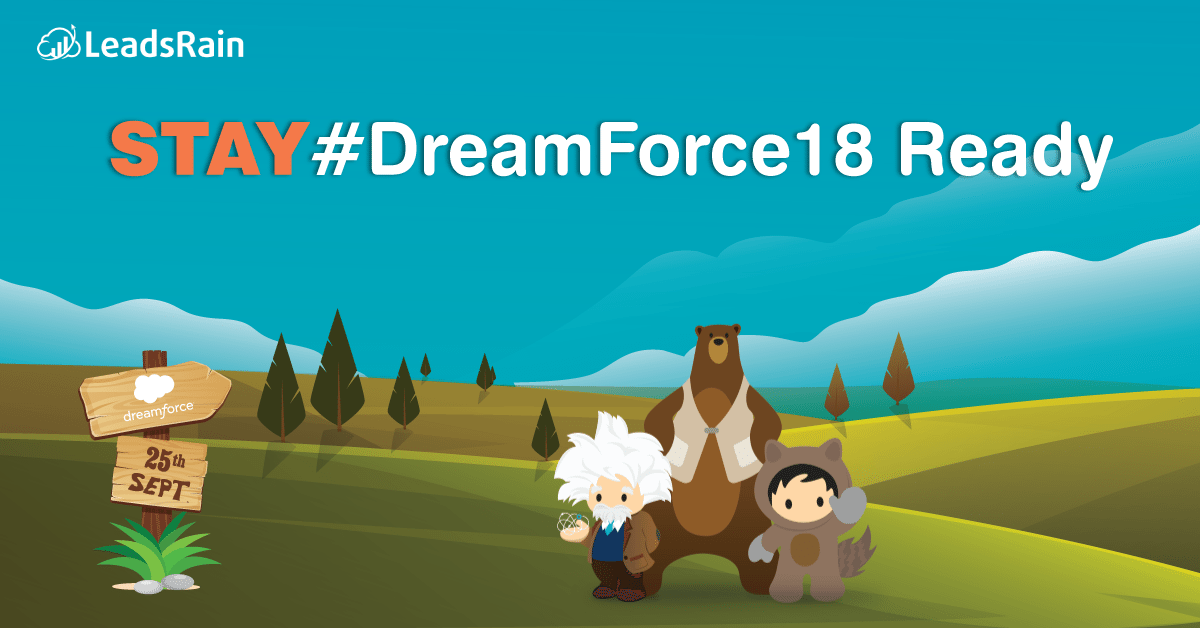 DreamForce 18 What's new in Marketing Automation!