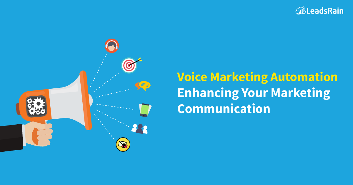 What is Voice Marketing Automation