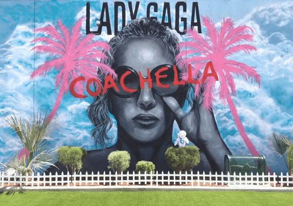 billboards Example Lady gaga