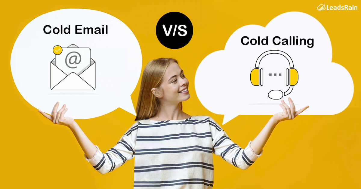 Cold Email vs Cold Calling