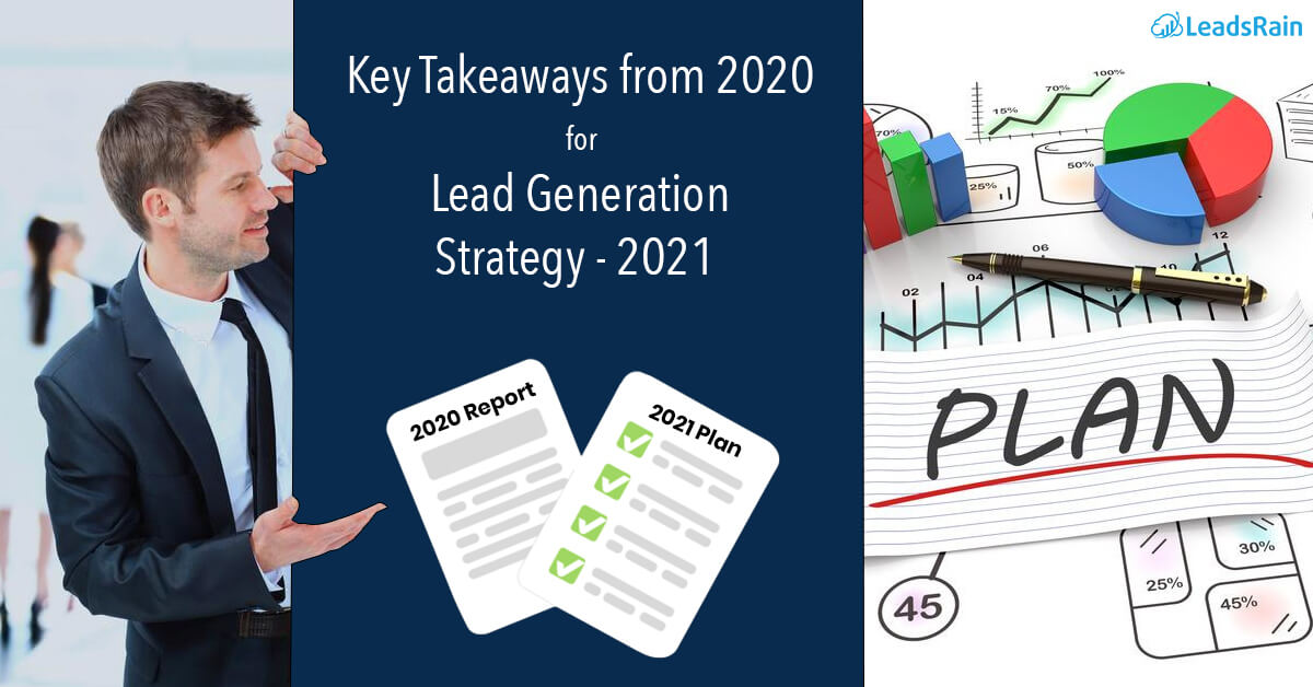 Lead Generation Strategy for 2021