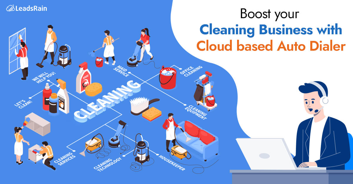 Boost your business with Cloud based Dialer