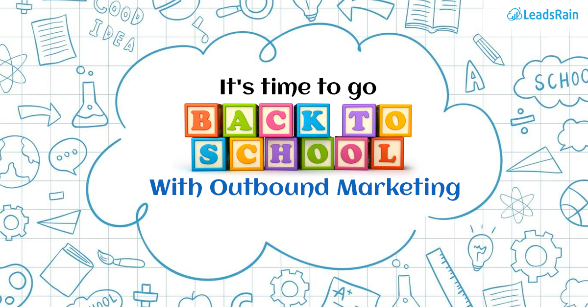 Outbound Marketing-It's time to go back to old school
