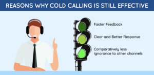 Reasons why cold calling is still effective