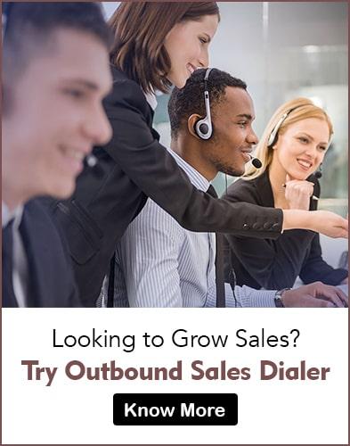 Sales Dialer