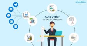 Autodialer for Debt collection Campaign